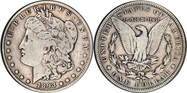 Morgan Dollar Photo Grade