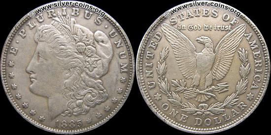Counterfeit – Fake Morgan Silver Dollars – Morgan Dollar Values