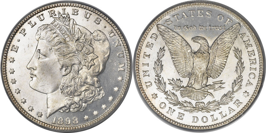 1898 Morgan Dollar Value