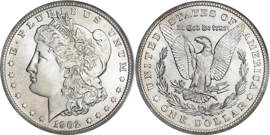 1902-S Morgan Dollar Value