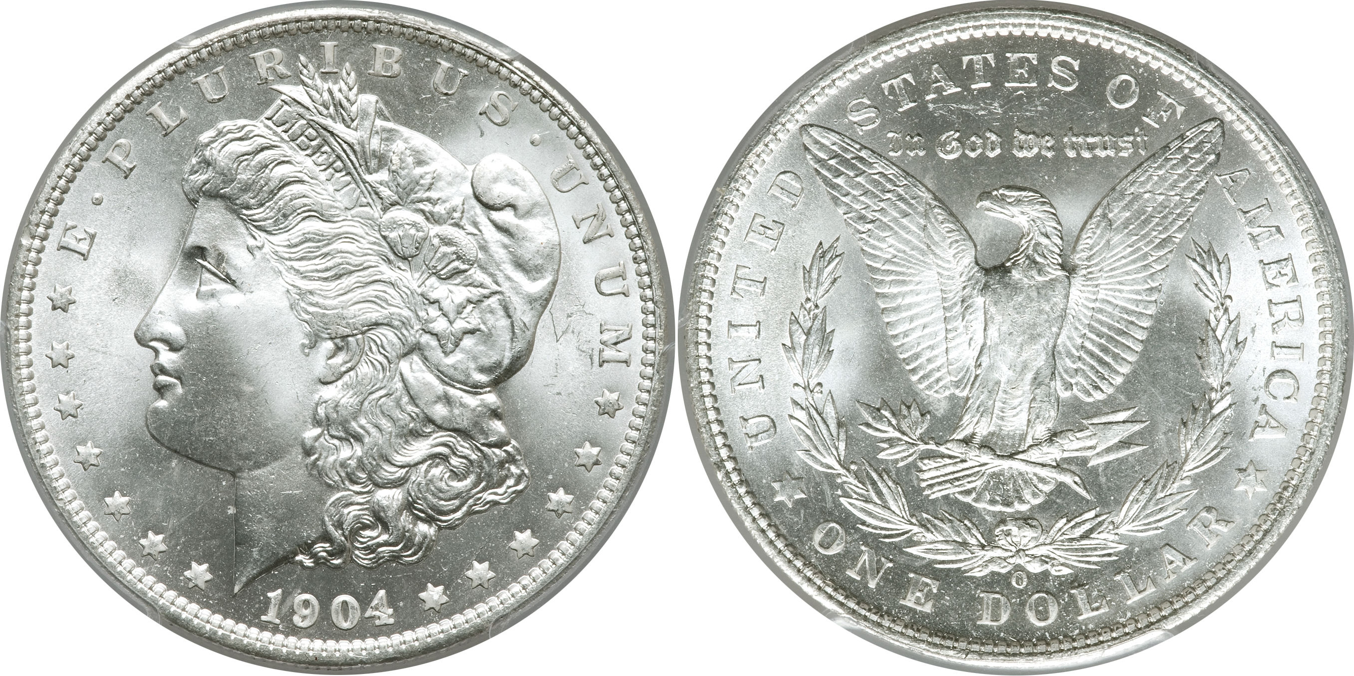 1904-O Morgan Dollar Value